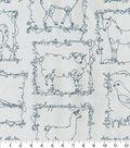 Home Essentials Decor Fabric-Audobon Sail