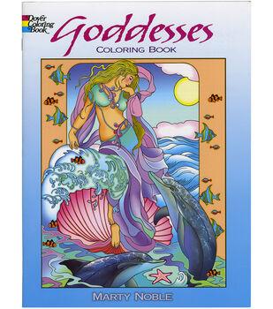 Goddess Coloring Book