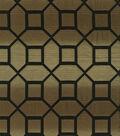 Home Decor 8\u0022x8\u0022 Fabric Swatch-Elite Andrade Ebony
