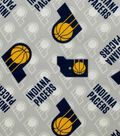 Indiana Pacers Cotton Fabric