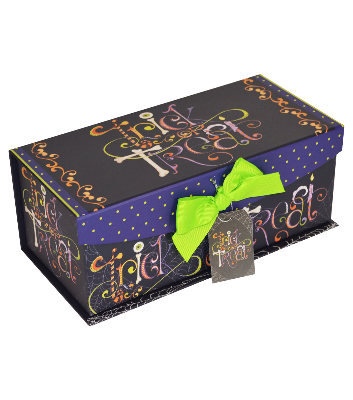 Good Organizing Essentials™ Halloween Medium Fliptop Box Trick Or Treat