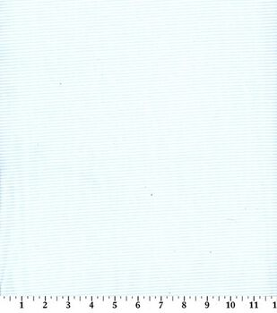 Snuggle Flannel Fabric Mini Stripe