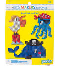 Little Makers Summer Fused Bead Craft Kit-Pirates