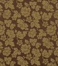 Home Decor 8\u0022x8\u0022 Fabric Swatch-Jaclyn Smith Robin-Coffee