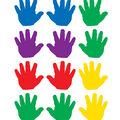Handprints Mini Accents 36/pk, Set Of 12 Packs