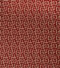 Home Decor 8\u0022x8\u0022 Fabric Swatch-SMC Designs Oracle / Russet