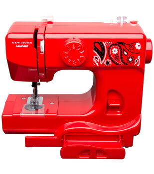 Janome Derby Portable Sewing Machine-Bandanna Blush