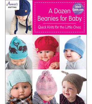 A Dozen Beanies for Baby Book
