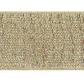 Simplicity Trims-2 3/8\u0022 Foil Stripe Belt Gold