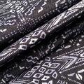 Boho 7 oz. Denim Fabric -Tile Printed
