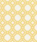 P/K Lifestyles Upholstery Fabric-Level Off/Sunshine