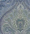 Home Decor 8\u0022x8\u0022 Fabric Swatch-P/K Lifestyles Worldy Ways Lapis