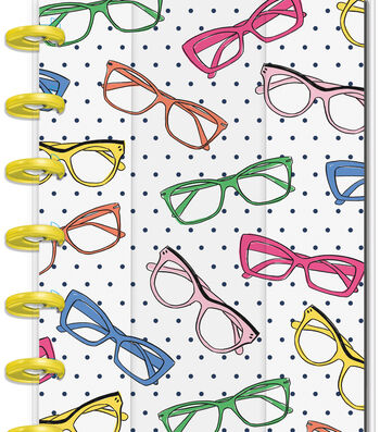 Happy Planner 12 Month Mini Planner-Eye Glasses
