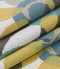 Robert Allen @ Home Lightweight Decor Fabric 55\u0022-Abstract Flora Rain