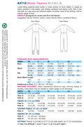 Kwik Sew Pattern K3712 Misses\u0027 Sleep & Lounge