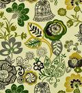 Covington Print Fabric 54\u0022-Metal