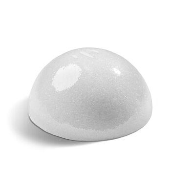 FloraCraft SmoothFoam Styrofoam 10'' Half Ball