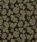 Home Decor 8\u0022x8\u0022 Fabric Swatch-Jaclyn Smith Robin-Jet