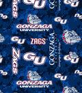 Gonzaga University Bulldogs Fleece Fabric 60\u0022-Digital Camo