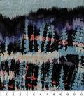 Earth Child Gauze Fabric 45\u0022-Blurred Stripe