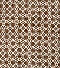 Home Decor 8\u0022x8\u0022 Fabric Swatch-SMC Designs Archway / Cocoa-Jcp