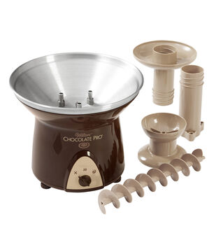 Wilton Chocolate Pro Chocolate Fountain - Fondue Chocolate Fountain