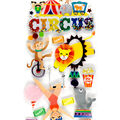 Jolee's Boutique Stickers-Circus