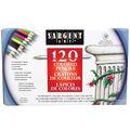 Sargent Art 120 pk Colored Pencils
