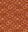 Home Decor 8\u0022x8\u0022 Fabric Swatch-HGTV HOME On The Web Harvest