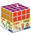 Magicube - 64 Piece Multicolored Free Building Set