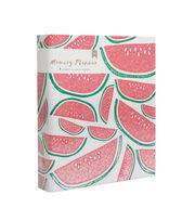 American Crafts Memory Planner Binder-Watermelon, , hi-res