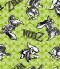 Zelda Flannel Fabric -Sketch