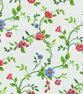 Waverly Print Fabric-Garden Glitz/Spring
