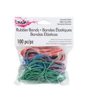 Tulip Rubber Bands 100PK, , hi-res