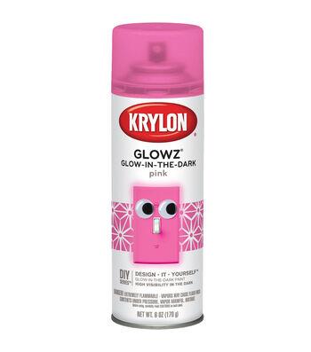 Krylon Glow-in-the-Dark 6 oz. Aerosol Spray
