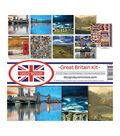 Reminisce Collection Kit 12\u0022X12\u0022-Great Britain