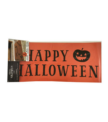 Hampton Art Stencil-Happy Halloween