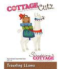 CottageCutz Die-Traveling Llama 2.2\u0022X3\u0022