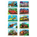 Melissa & Doug Favorite Vehicles Puzzle Set