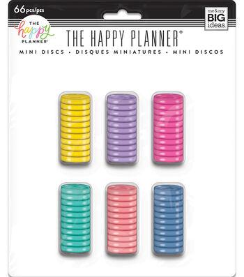 The Happy Planner Value Pack Mini Discs