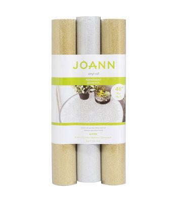 Joann Vinyl Bundle-Glitter