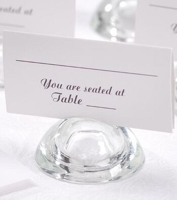 Darice 50ct Square Table Seating Cards??