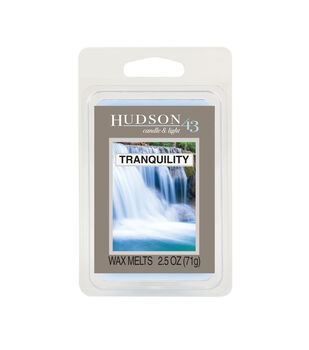 Hudson 43 Candle & Light Collection Wax Melt-Tranquility