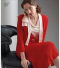 Simplicity Pattern 8247 Misses\u0027 1930s Dress & Jacket-Size H5 (6-14)