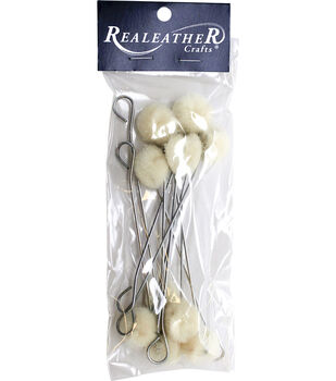 Realeather Crafts 10 pk Wool Daubers