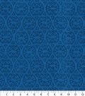 Waverly Spotlight Upholstery Fabric 54\u0027\u0027-Cobalt Ulla