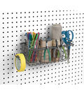 Spectrum Pegboard Basket & Tool Holder