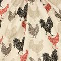 Hudson 43 Farm Multi-Purpose Decor Fabric-Red Rifton