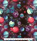 Doodles Juvenile Apparel Fabric -Painted Galaxy