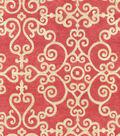 P/K Lifestyles Multi-Purpose Decor Fabric 54\u0022-Tendril/Berry